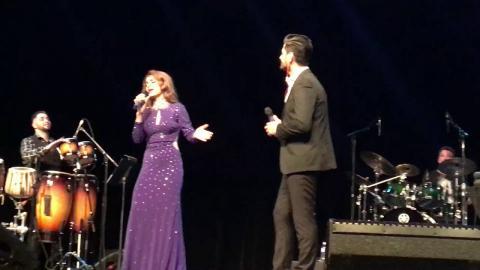Sadrididn & Ghezaal Enayat Toronto Concert 2016 (Клипхои Точики 2016)