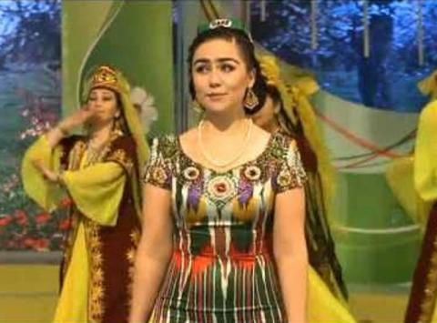 Нигина Амонкулова - Омад Омадат Гардам