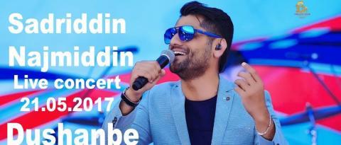 Садриддин Начмиддин - Хинди (Клипхои Точики 2017)