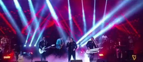 7 Band - Divoone (Live) (Клипхои Эрони 2017)