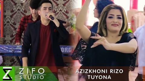 Азизхони Ризо - Туёна (Клипхои Точики 2018)